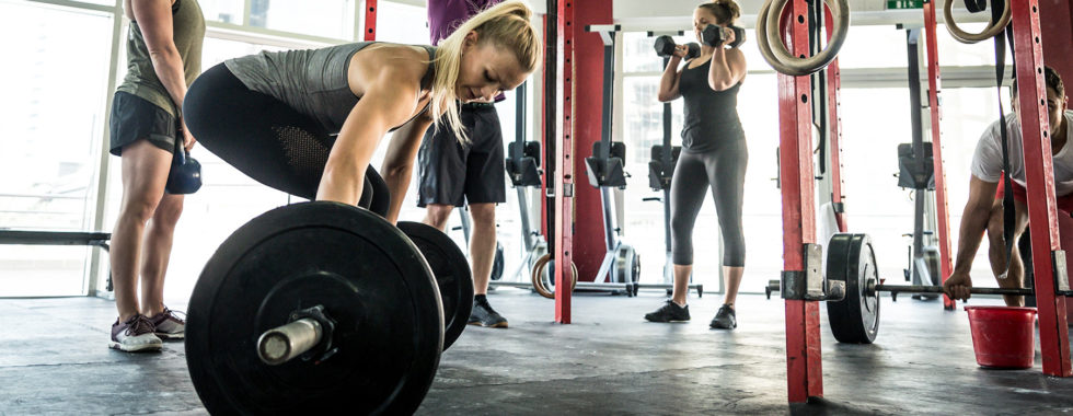 CrossFit Gyms Near Me With Great Reviews